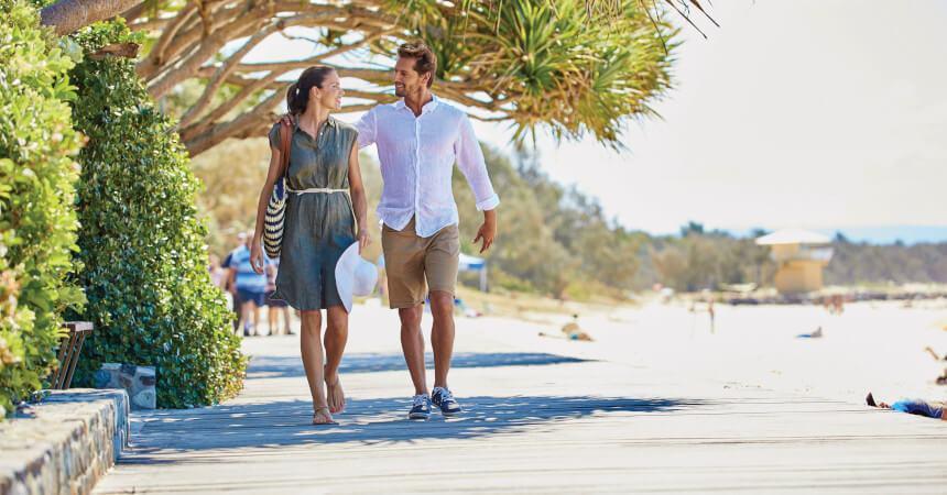 Noosa boardwalk