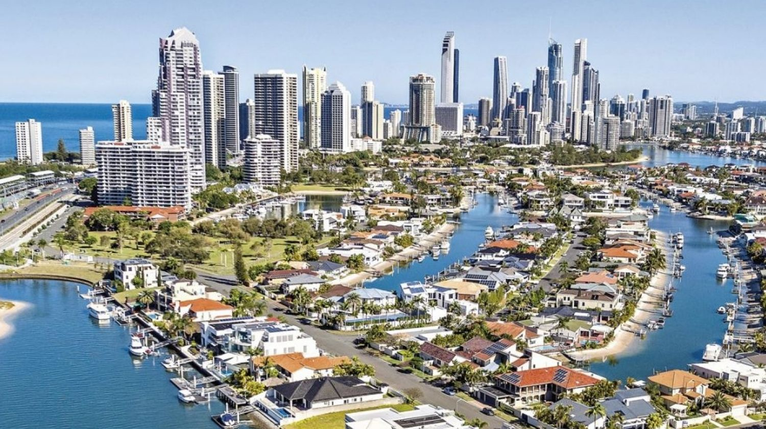 What is the greater Brisbane area?