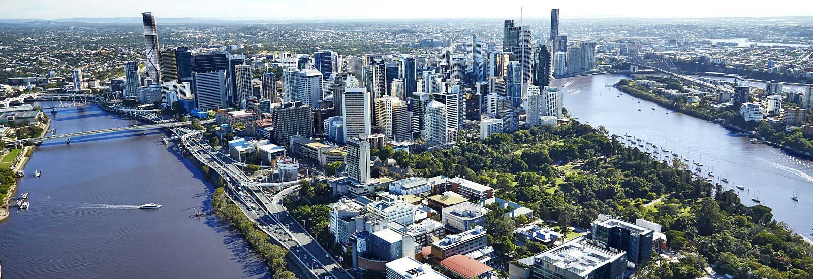 The best areas to stay in Brisbane