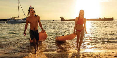 1 Day Moreton Island Tour $99