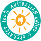 100% Australian Owned & Operated